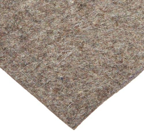 Small Parts Grade F13 Pressed Wool Felt Sheet, Gray, Meet...