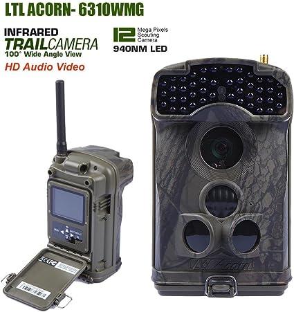 FOTOTRAPPOLA MIMETICA ACORN LTL-6310WMC 100° 12MP FULL HD 1080P MOTION DETECTION