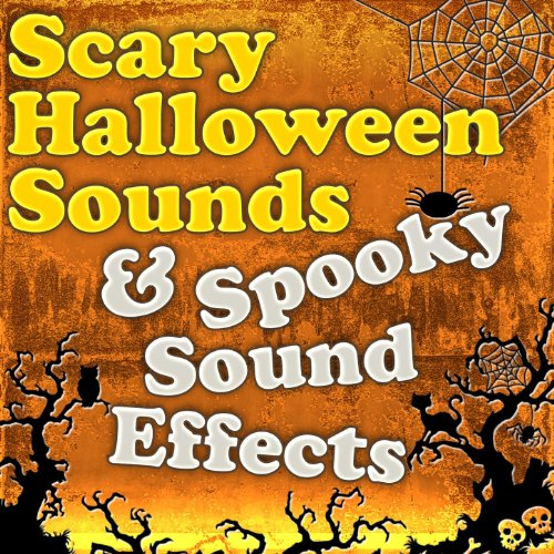 Halloween Music With Sound Effects (Scary Halloween Sounds & Spooky Sound)