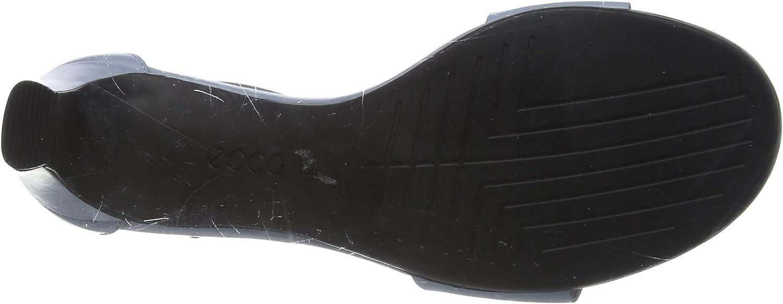 ECCO SHAPESLEEKSANDAL65 dames sandalen met riempjes Blauw Dusty Blue 1434