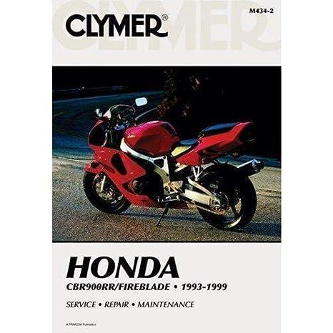 1999 cbr900rr fireblade