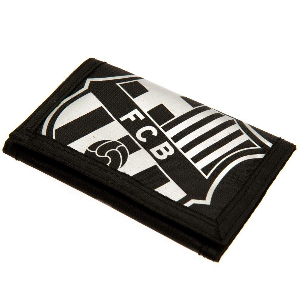 F.c Barcelona Nylon Wallet Rt