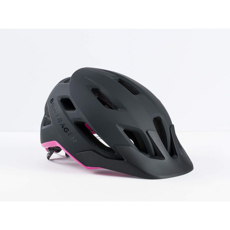 Bontrager Quantum MIPS Damen Fahrrad Helm schwarz 2019
