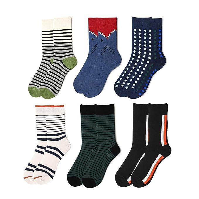 amazon com subcluster fun dress socks colorful funky socks for