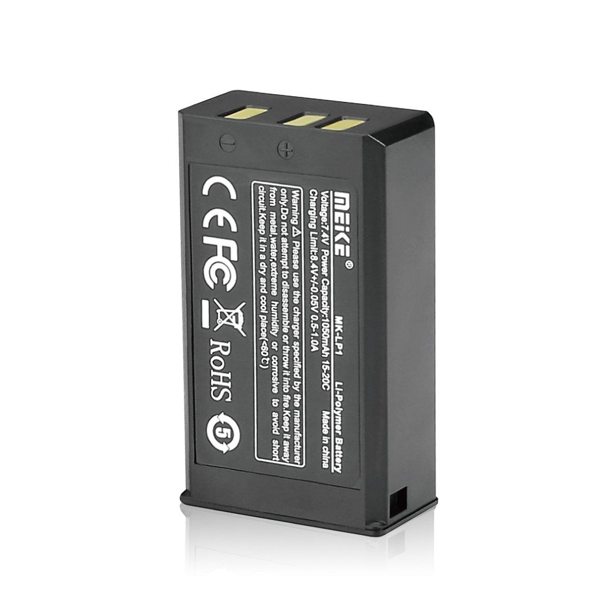 Meike MK-LP1 Li-Polymer Battery for MK 420 Speedlite Series