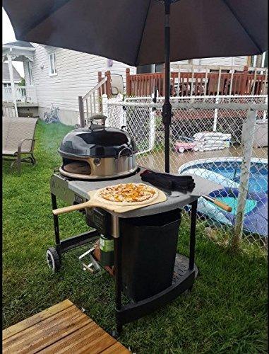 onlyfire Smoker Barbacoa de carbón parrilla de Gas char-grillers esfera 2