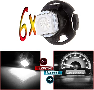 WLJH Super Bright Green AC Climate Heater Control LED Lights Bulbs Kit for 2003-2008 Dodge Ram 1500 2500 3500 and 2001-2012 Dodge Dakota