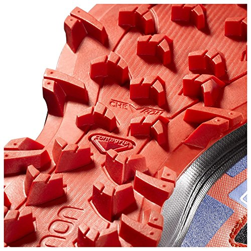 Salomon Speed Trak - Fiery Red/Bright Marigold Kloppo/