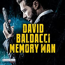 Memory Man (Amos Decker 1) Audiobook by David Baldacci Narrated by Dietmar Wunder