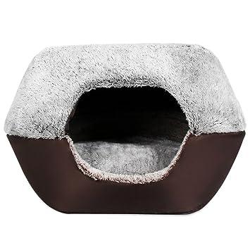 BEST OF BEST Saco de Dormir Suave para Mascota, Cama para Gato y Perro,