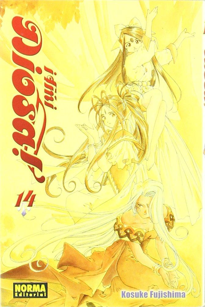 Download Ah, mi diosa! 14 / Oh My Goddess 14 (Spanish Edition) PDF