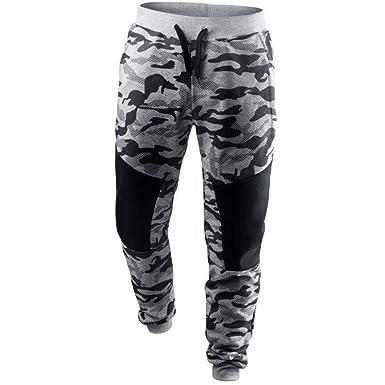 Eastery Pantalones De Chándal Los Pantalones Hombres De De ...