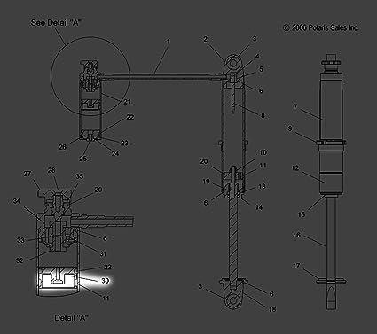 amazon com polaris 2004 2019 600 iq racerintl 800 switchback2010 Polaris Rmk 600 Wiring Diagram #19