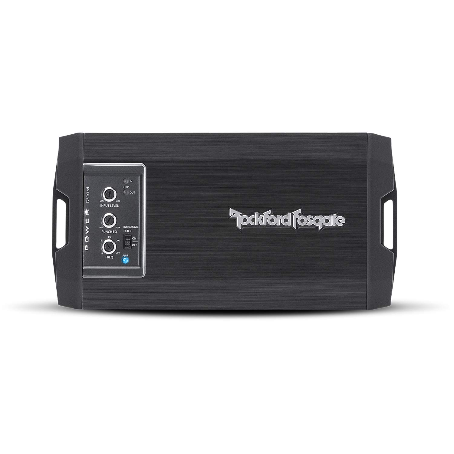Rockford Fosgate T750X1bd Power 750 Watt Class-bd Mono Amplifier