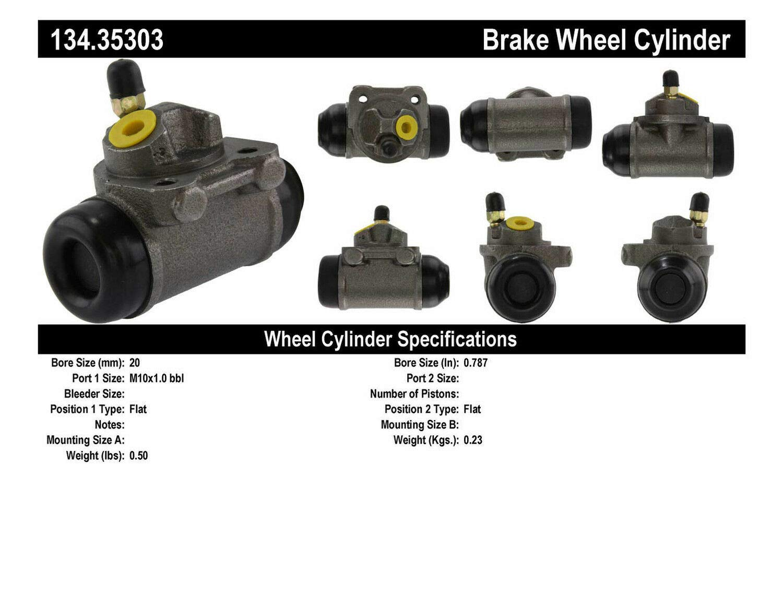 Centric 134.35303 Drum Brake Wheel Cylinder