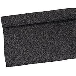 Parts Express Speaker Cabinet Carpet Covering Charcoal Yard 54\