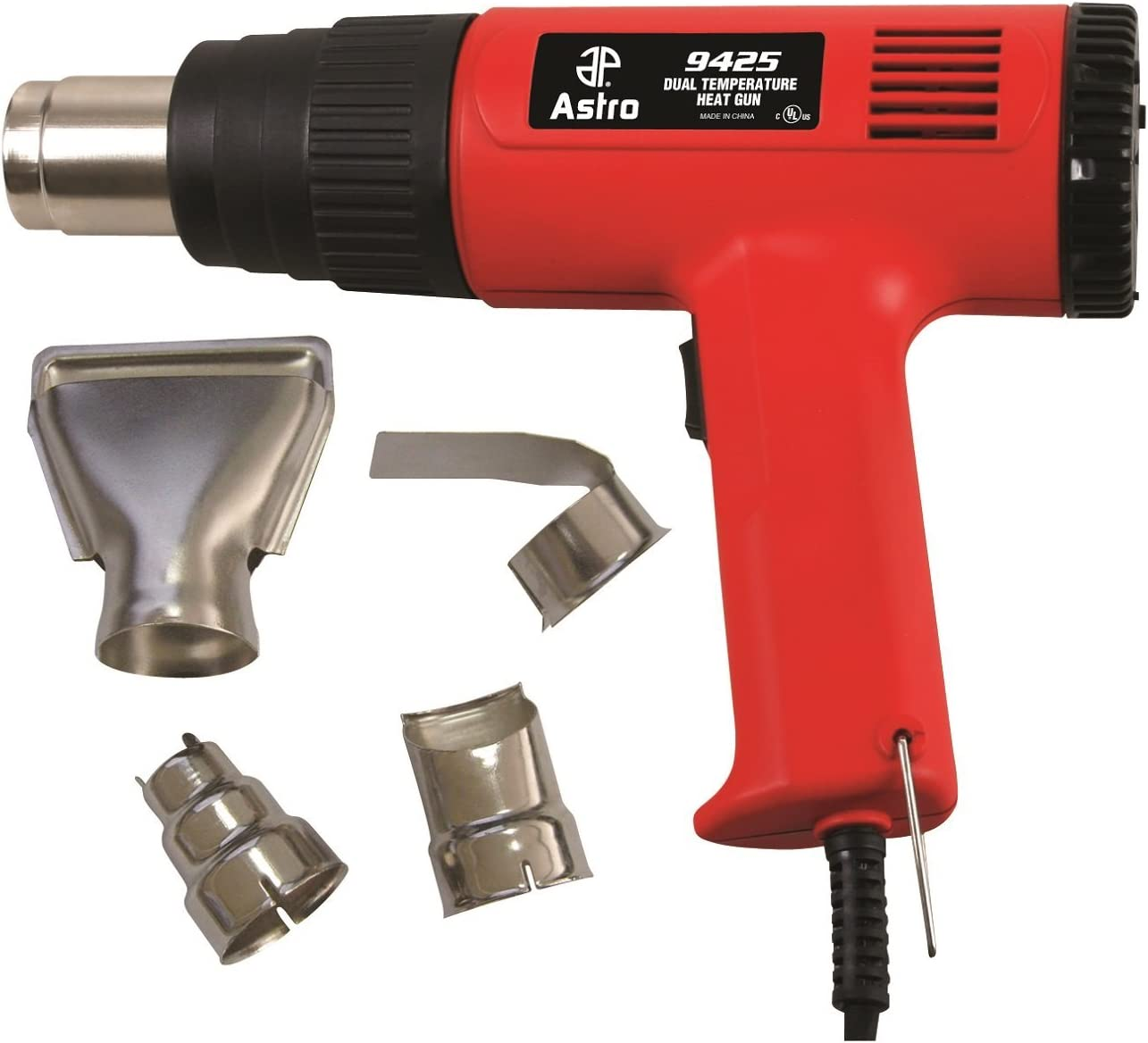 Astro 9425 Dual Temperature Heat Gun Kit 並行輸入品
