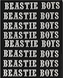 S-3657 Licenses Products Beastie Boys Train Sticker C/&D Visionary Inc