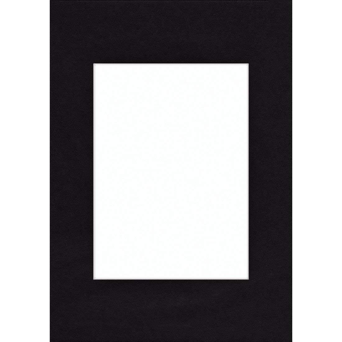 Hama 20 x 30 cm for Photos 13 x 18 cm Snow White Picture Frame Mount