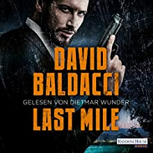 Last Mile (Amos Decker 2) Audiobook by David Baldacci Narrated by Dietmar Wunder