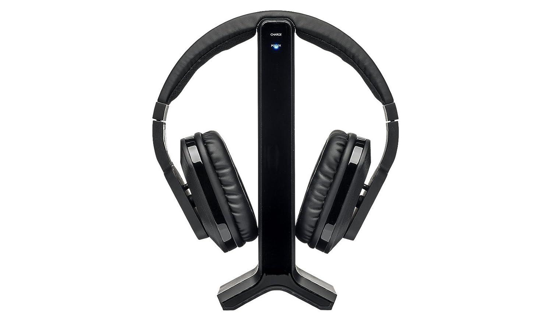 Medion Life e69288 (MD 84299) Auriculares inalámbricos (2,4 GHz übertragungsfrequenz, Clavija DE 3,5 mm, Entrada de Audio RCA, Rango de frecuencia 20 hz ...