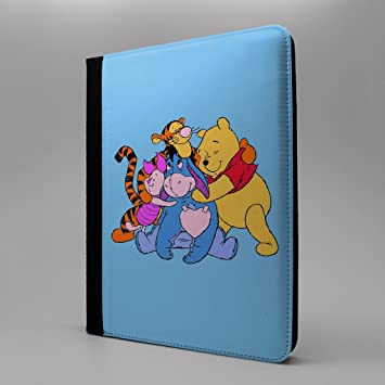 Winnie the pooh tablet flip case cover for apple ipad amazon winnie the pooh tablet flip case cover for apple ipad mini 1 2 3 voltagebd Gallery