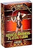 Sensual Goddess Playing Cards - Poker Size
