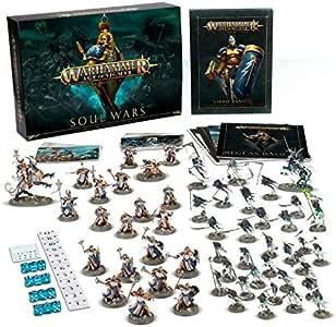 Games Workshop Warhammer Age of Sigmar: Soul Wars (Castellano): Amazon.es: Juguetes y juegos