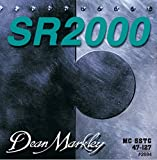 Dean Markley SR2000 Bass, 5-String MC 2694 Tapered Bass Guitar Strings (.047-.127)