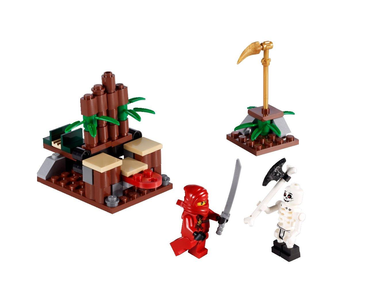 LEGO Ninjago Ninja Ambush 2258 4611492