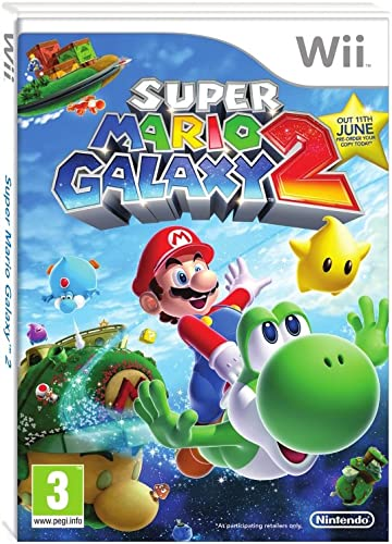 super mario galaxy 2 games to play on the computer