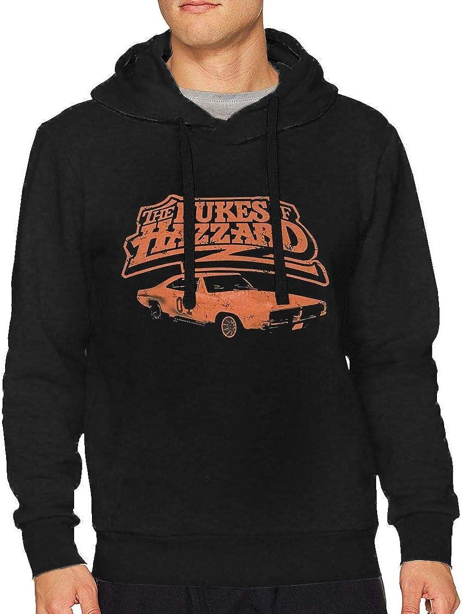 Dukes of Hazzard General Lee Unisex Adult Hoodie Hooded Sweatshirt Sizes S-3XL