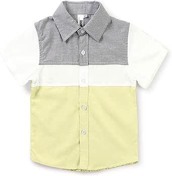 Phorecys Camiseta de manga larga para niño de 2 a 10 años de edad