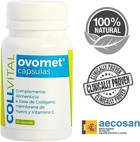 Colágeno con Magnesio hidrolizado Acido hialuronico Vitamina C y ...