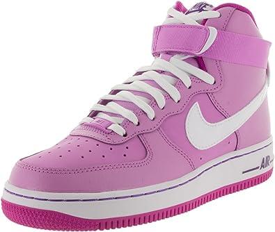 Amazon Com Nike Kids Air Force 1 High Gs Basketball Shoe 6 5