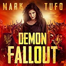 Demon Fallout: The Return Audiobook by Mark Tufo Narrated by Sean Runnette