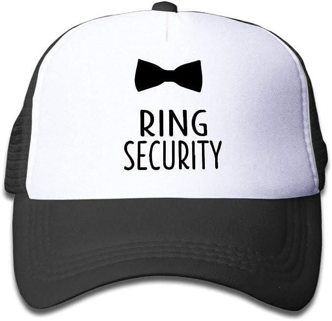 Ring Security Cap