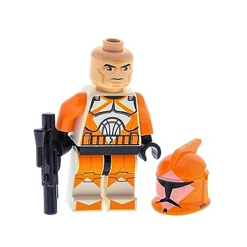 Bausteine Gebraucht 1 X Lego System Figur Star Wars Clone Wars Bomb