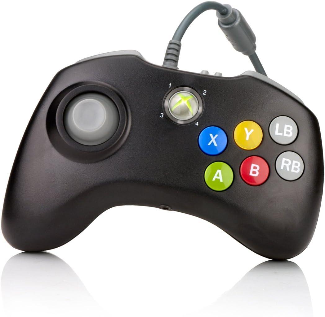 amazon com xbox 360 versus controller video games