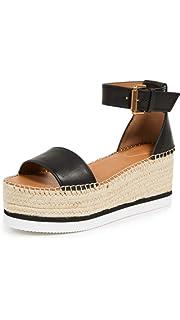 e3e2ba86804 Amazon.com: See By Chloe Women's Platform Sandal: Shoes
