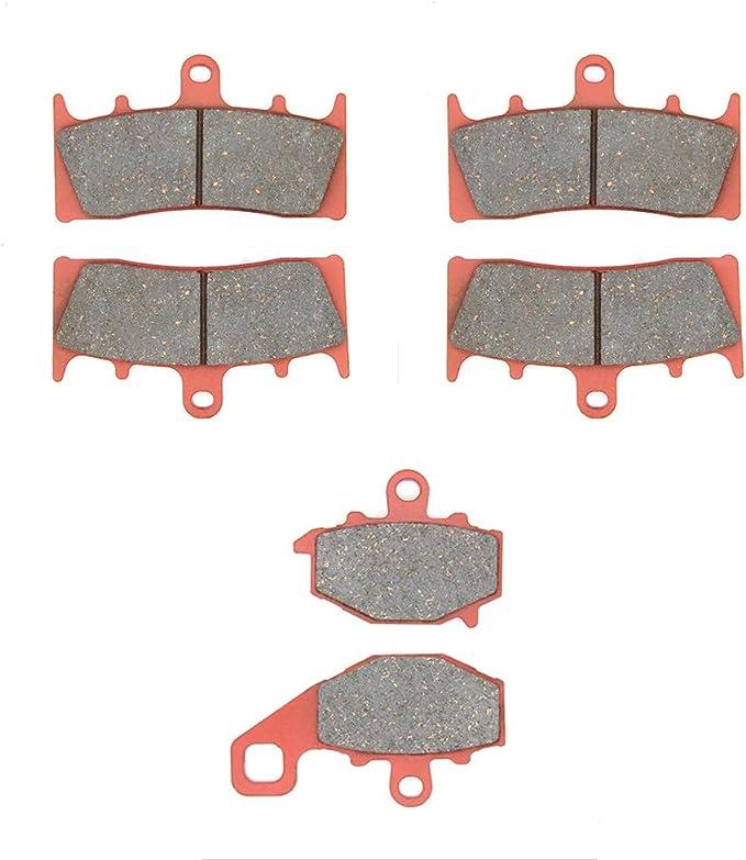 Mexital Bremsbeläge Vorne Hinten Für Zx 6r G J Zx 600 98 02 Zzr 600 Zx 600 J4 J6f J8f 05 08 Zx6r A1 Zx 636 636cc 02 Zx 9r Zx 900 B C E 96