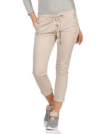 ZARMEXX Pantalón Chino para Mujer Pantalón de chándal Informal ...