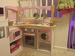 kidkraft grand gourmet corner kitchen assembly instructions