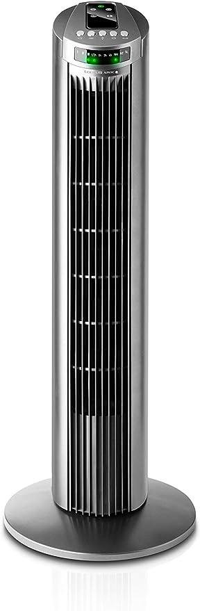 Ventilador de pie Taurus Babel RC II, De torre, 3