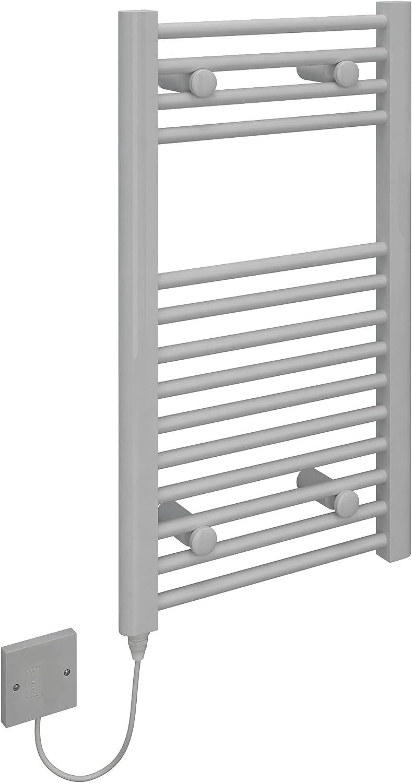 KUDOX 5060235345272eléctrico calentador de toallas–blanco ártico