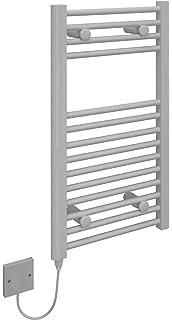 KUDOX 5060235345272 eléctrico calentador de toallas – blanco ártico