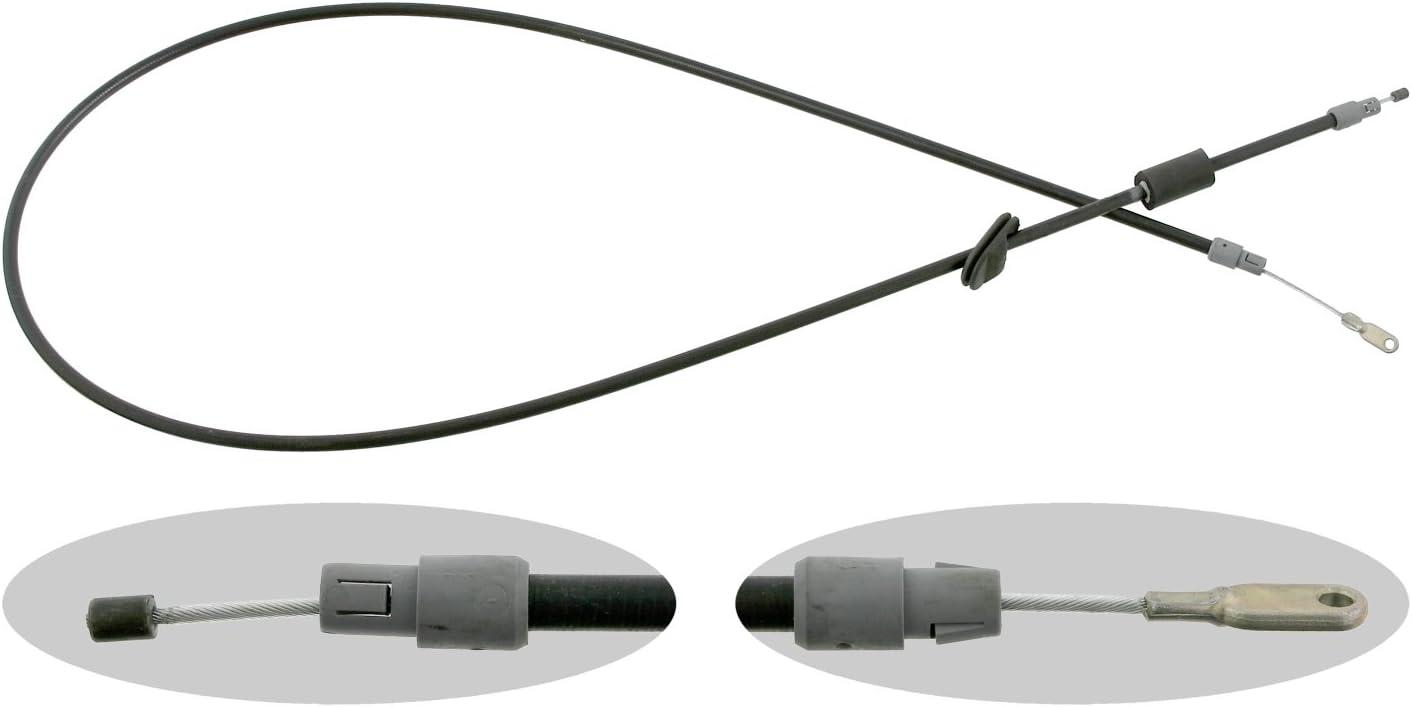 pack of one febi bilstein 22734 Brake Cable