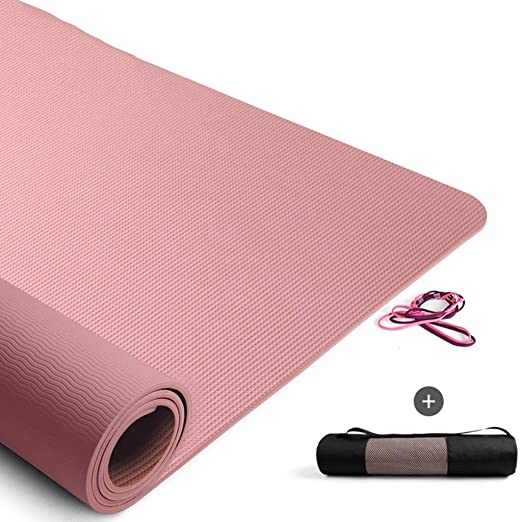 DLJFU - Esterilla de Yoga ecológica y no tóxica, para ...