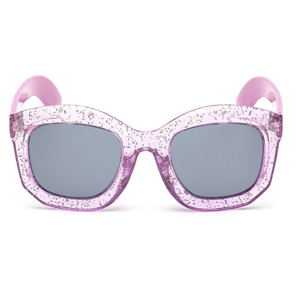 Fantia Cool Children Sunglasses Polarized Kids Eyewear Age 6-12 (D)