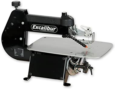 "Excalibur 16"" Tilting Head Scroll Saw"